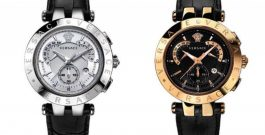 Versace Releases V-Race Watch Series